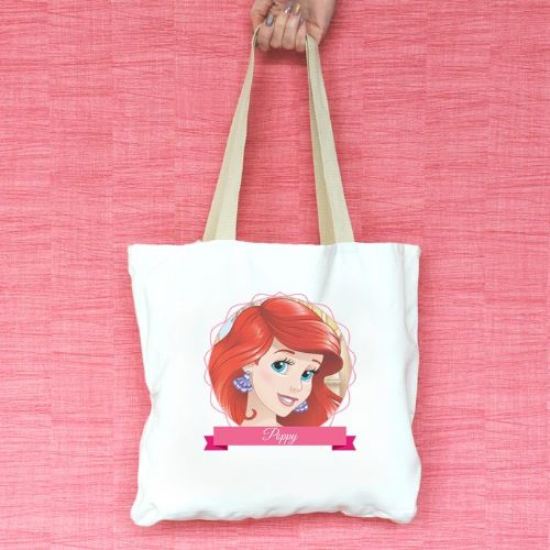 Ariel Personalised Tote Bag